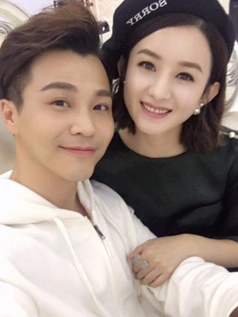 赵丽颖新恋情,不是绯闻男友李易峰,而是来头不小的他!图片