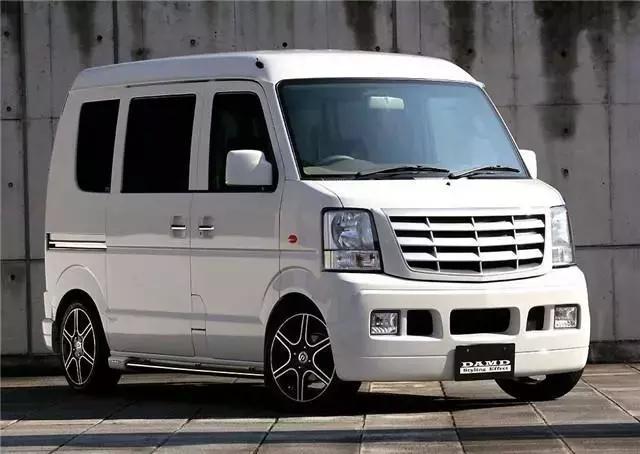 这台国内停产的面包车,在日本卖出300万辆,性能完胜五菱宏光