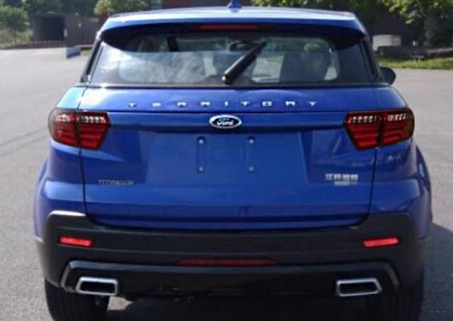 福特再推廉价中型SUV,比翼虎霸气,买它比VV7划算!