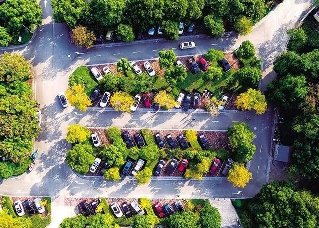创建国家aaaaa级旅游景区,生态停车场很重要!图片