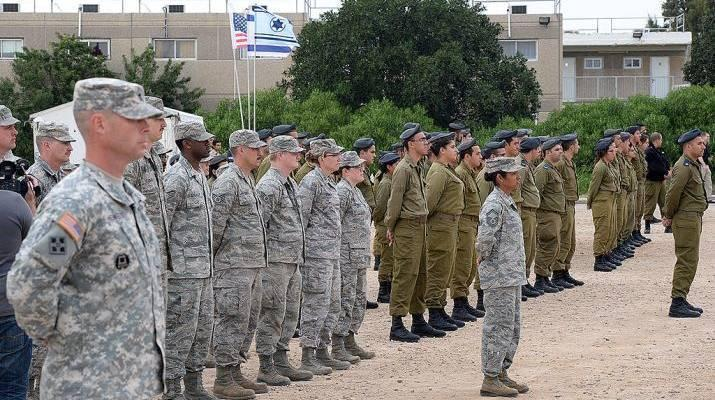 为什么在以色列,美国不像在韩国一样有驻军保