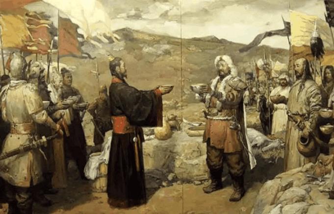 白登之围,匈奴40万大军放走刘邦,和陈平计谋无关,主要是两点