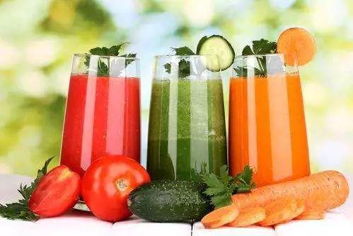 只吃北大的轻断食减肥法真的排毒v北大?断食果蔬图片