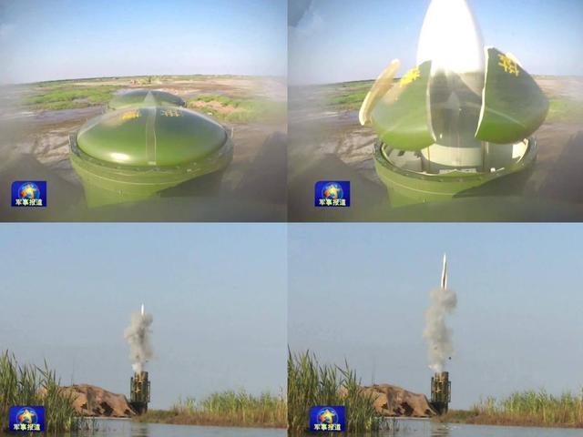 体内射粹�b��.�)�h�_实际上也意味着其弹体长度和发射筒长度大于红旗-16a,新型固体火箭