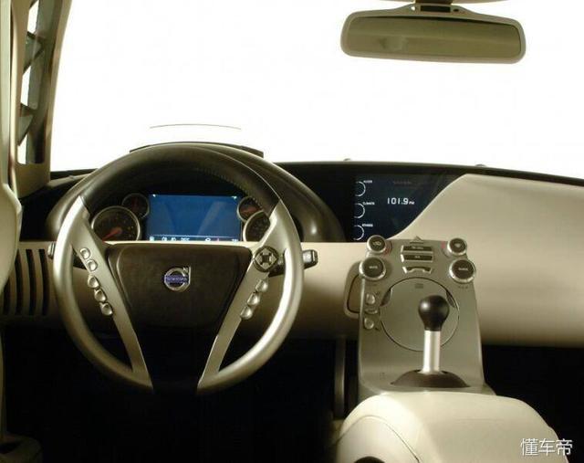沃尔沃安全概念车:10年的汽车安全技术