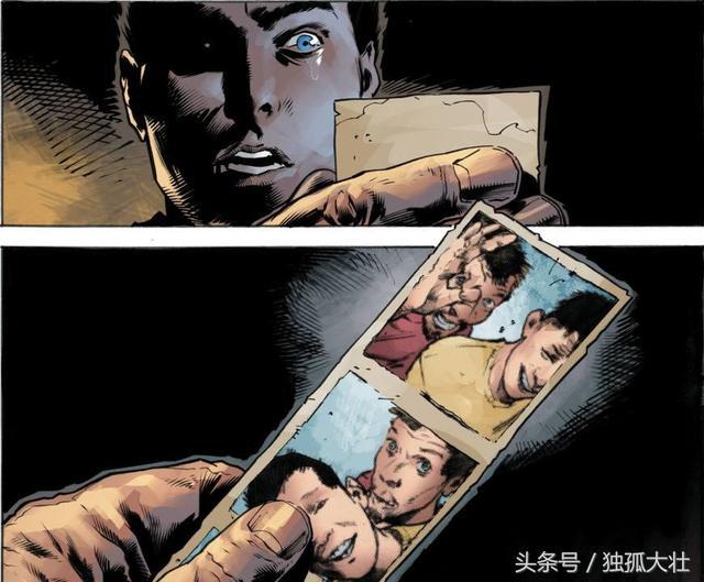 《红头罩》蝙蝠侠隐瞒数年?他的父亲没有死去,杰森图片