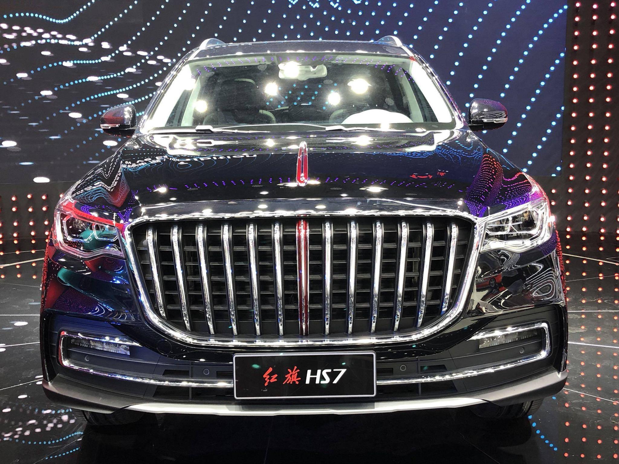 """加长,换标,国之长子,广州车展哪些新车最有""""中国特色""""图片"""