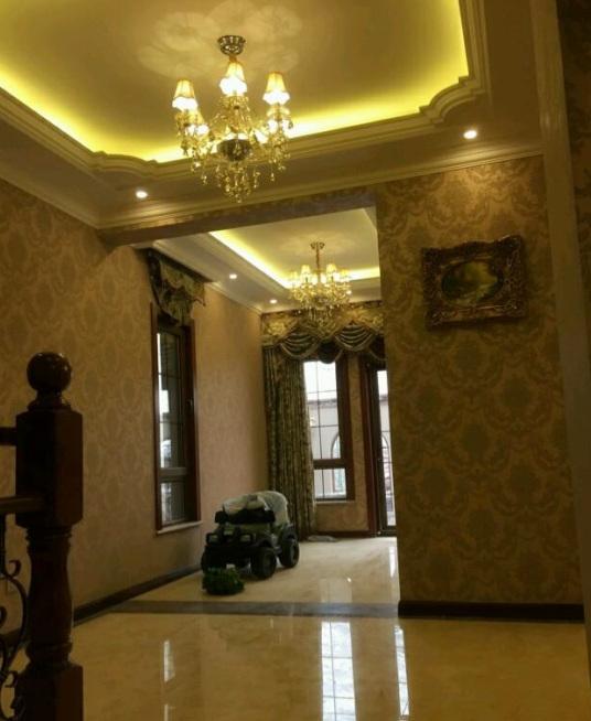 装修我家1100平的别墅,光晒晒花200多万,超喜欢美丽的别墅海棠湾酒店康莱德图片