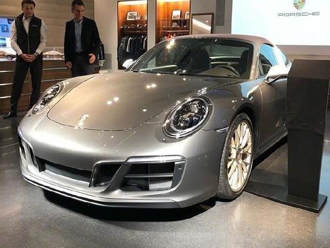 保时捷911 Targa 4 GTS定制版发布,限德国,限时间,18万欧