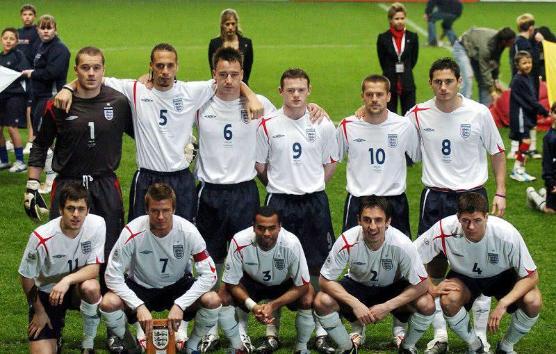 英格兰世界杯大名单:大家都看其他笑了,瓜迪奥拉要看哭了!