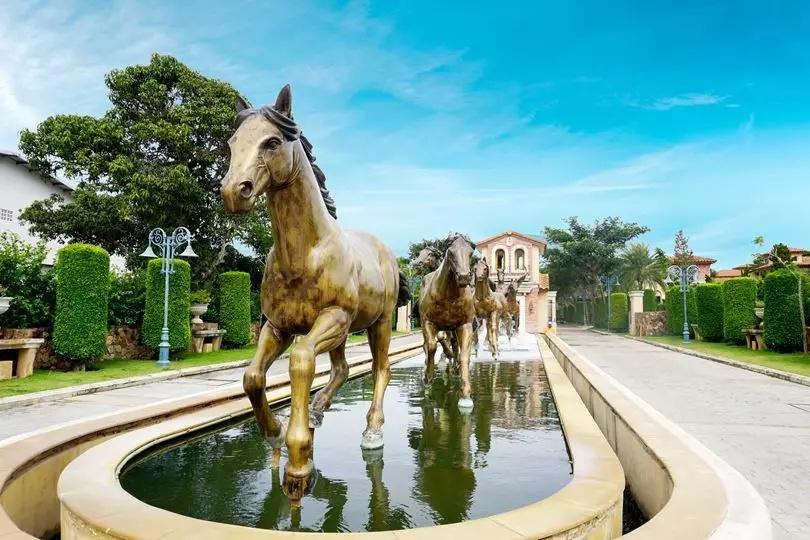 泰国新房源丨芭提雅·赤湾尼别墅,三大主题乐园环绕,海岸度假新趣处