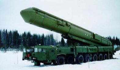 全球十大最致命的核导弹 中国东风-5亮了!