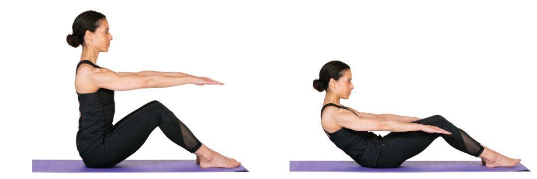 體位:脊柱從臀部到頭部呈柔和的曲線。避免下頜收得太緊或者聳肩。