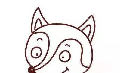 师讯网推荐——儿童简笔画5款可爱小动物简单画法图解