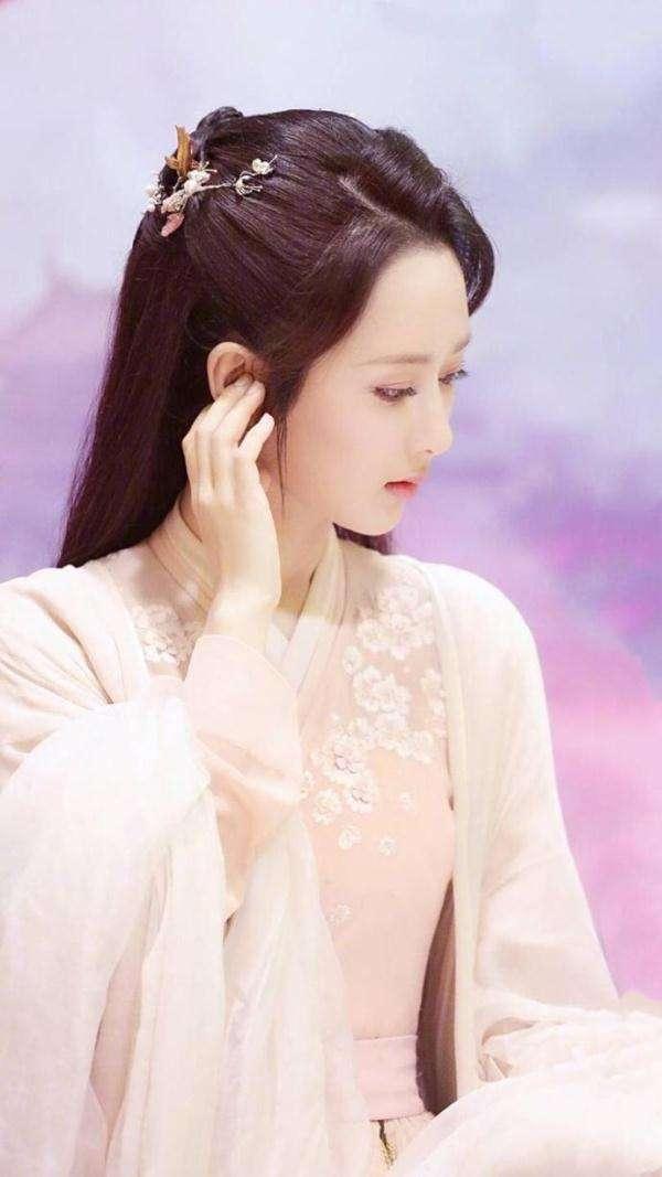 杨紫公认最美古装,锦觅垫底,白夭夭第2,第一简直是童年女神
