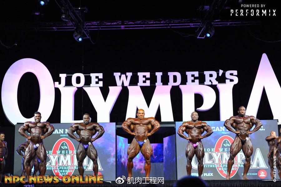 (套图)2018年奥赛预赛组职业男子健美比较v预赛双子星悠悠球多大图片