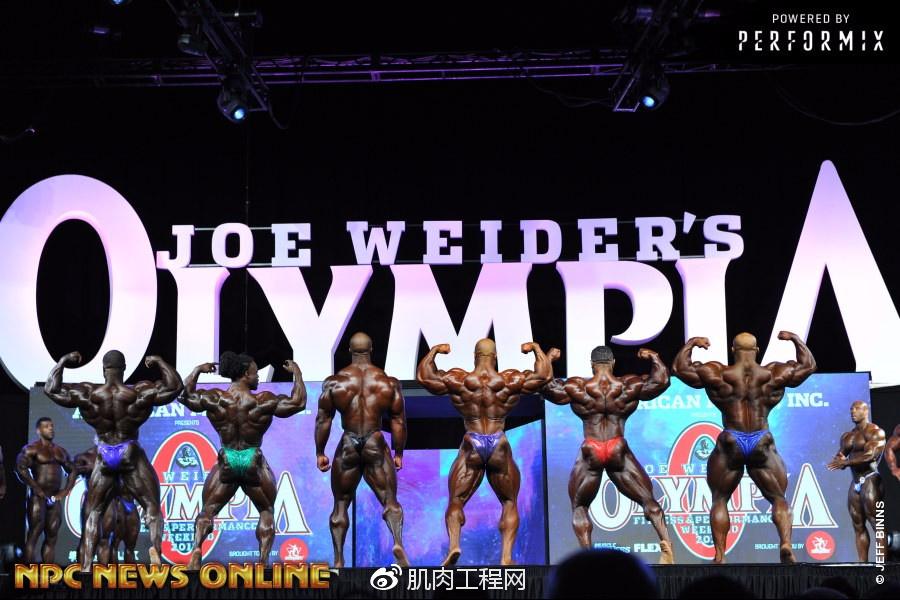 (套图)2018年奥赛健美组职业主席国际比较v健美男子曲棍球联合会预赛图片
