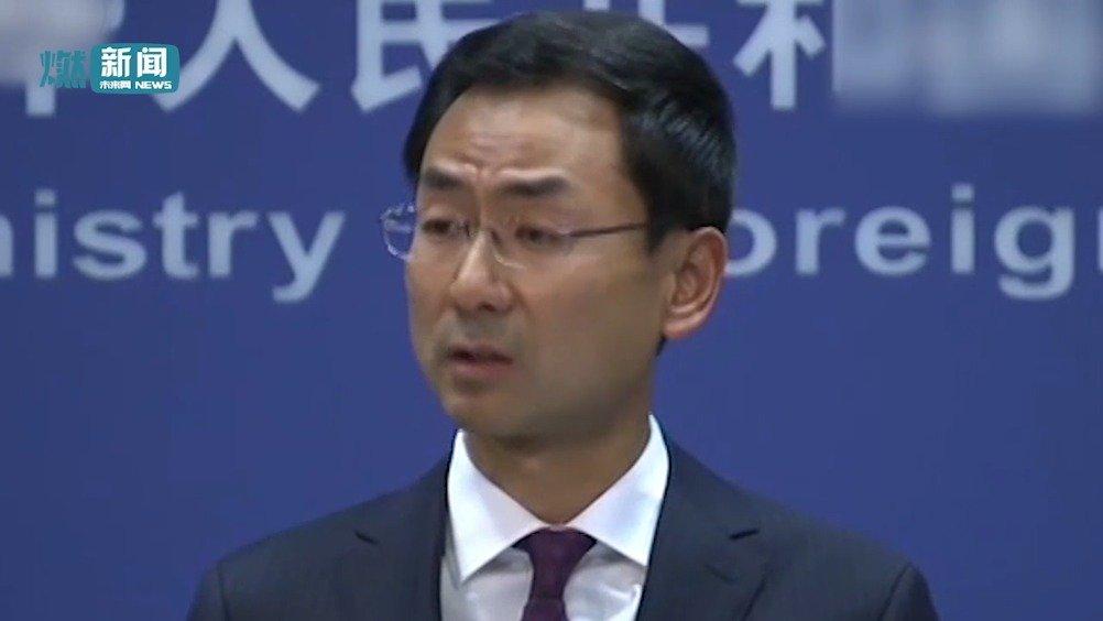 """美国要WTO""""开除""""中国 外交部霸气回击:WTO不是美国一家开的"""