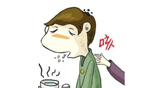 咳嗽图片 卡通图片