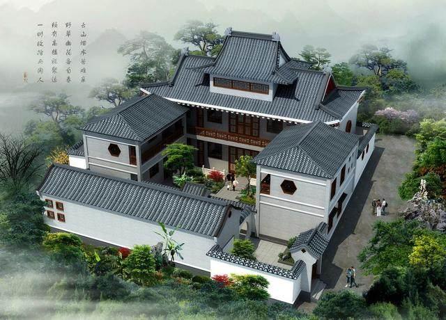 四合院设计图十二 一般而言,大宅院中,第一进为门屋,第二进是厅堂,第三进或后进为私室或闺房,是妇女或眷属的活动空间,一般人不得随意进入,难怪古人有诗云:庭院深深深几许。庭院越深,越不得窥其堂奥。 四合院至少有3000多年的历史,在中国各地有多种类型,其中以北京四合院为典型。四合院通常为大家庭所居住,其建筑和格局体现了中国传统的尊卑等级思想以及阴阳五行学说。