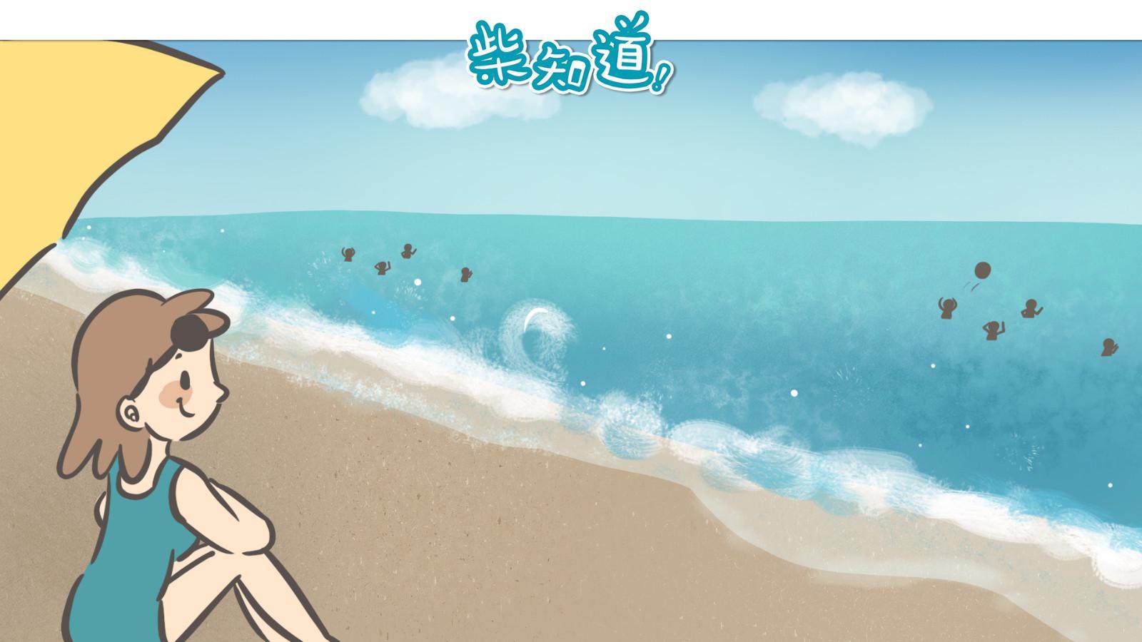 去沙滩度假?你考虑过沙子的感受没有?