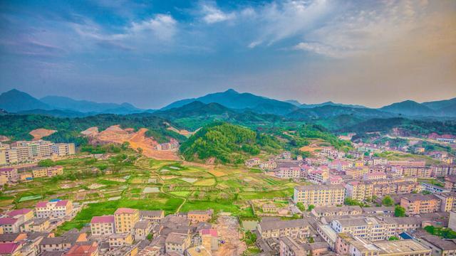 醴陵城市风景小区图片