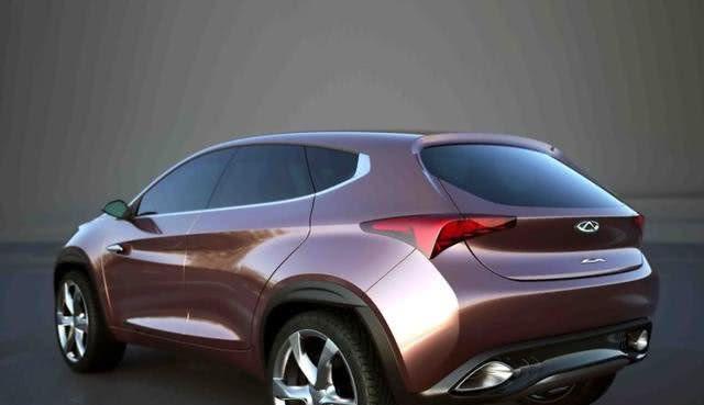 又一款全新的概念设计,奇瑞这款车值得期待