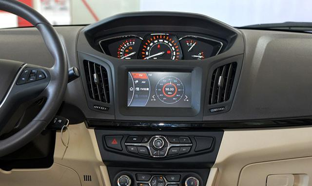 自主紧凑型MPV艾瑞泽M7在南阳只卖5.39万