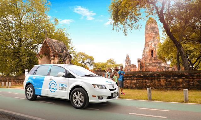 简讯:比亚迪完成泰国史上最大规模电动车交付