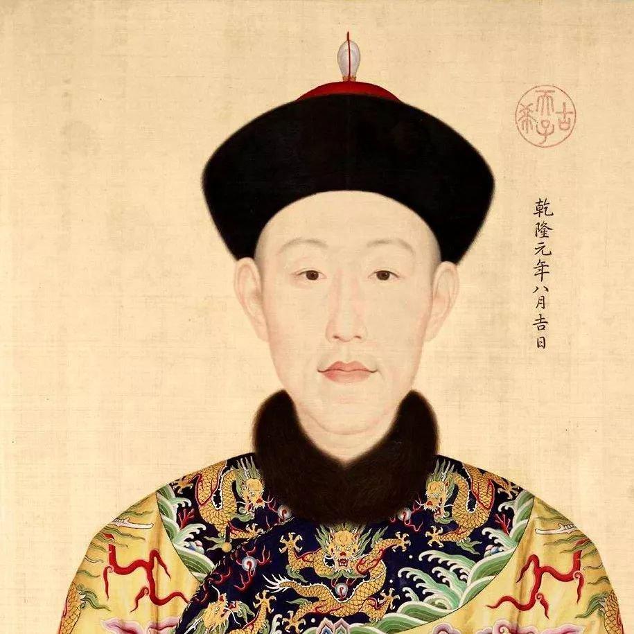我们来看个局部 而乾隆爷和这些清朝皇帝背后的女人们,都被葬在清图片