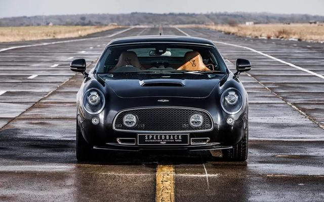 回到未来 点评2019款 David Brown Speedback GT