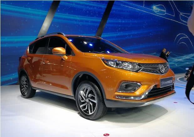 这车专为国人设计,颜值丝毫不输博越H6,高配8万就能买!