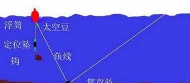 如何用海竿浮钓, 图解浮漂组装!