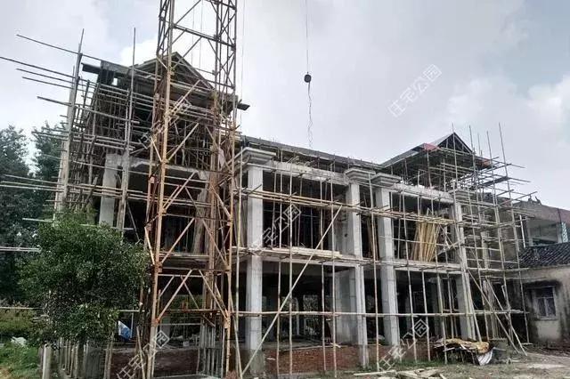 所以,在农村想要建框架结构房屋,尤其是对抗震设防有要求的地区,一定