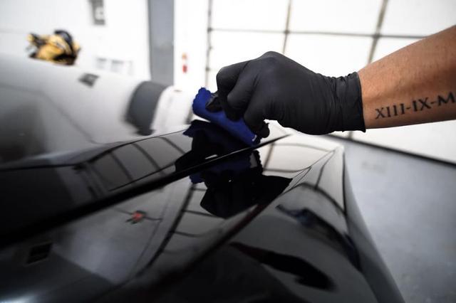 美容小知识:什么是汽车镀膜 Coating?