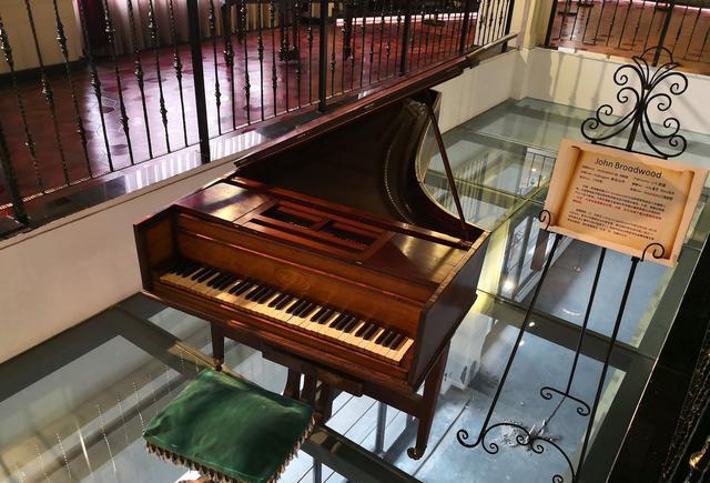 全球最大钢琴博物馆,300台古钢琴美到窒息,有一台贝多芬演奏过图片