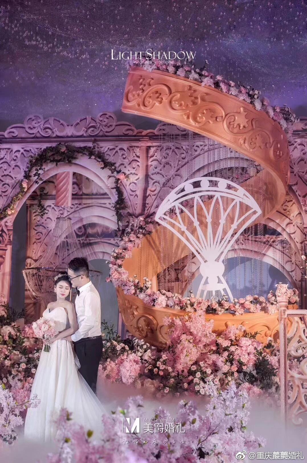最美点评:如果这场婚礼在梦中