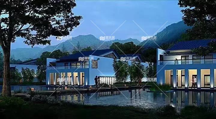 农村自建房必看:14套美轮美奂的现代的风格别墅,时尚大气图片