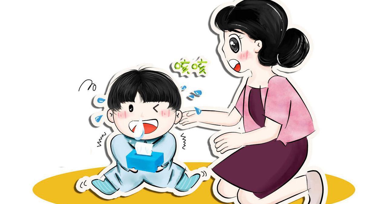 小孩支气管炎咳嗽怎么调? 健康哥给你分享一个中医的食疗方