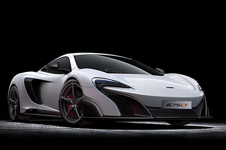 今夏限量发售、马力预估600匹,迈凯轮释出570LT首波预告