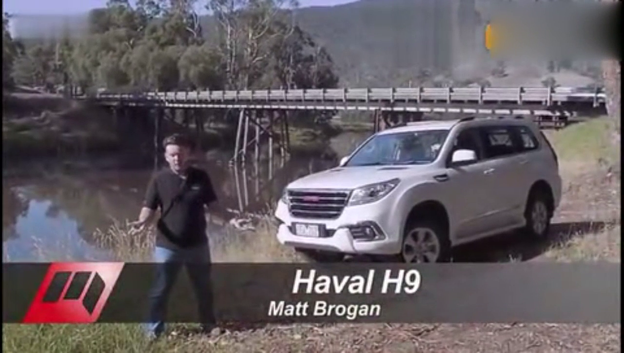 国产车到底怎样?看老外如何疯狂越野评测哈弗H9的