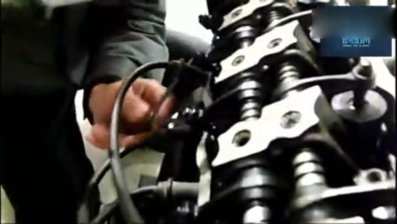 汽车发动机气门调整,汽车发动机活塞工作讲解