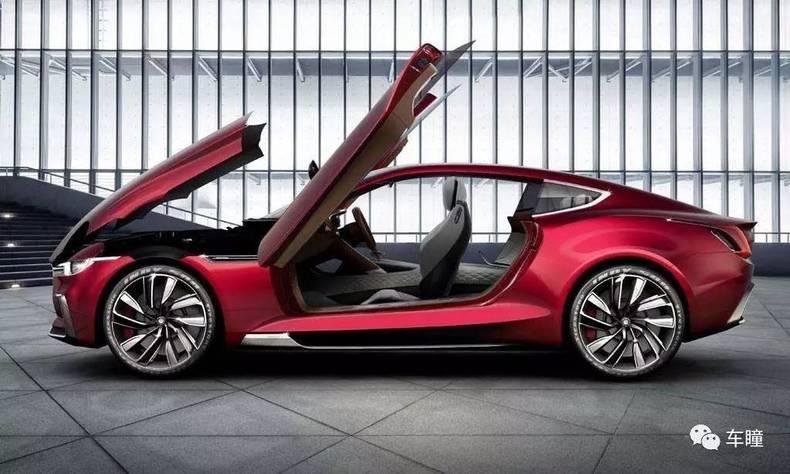 双门四座GT超跑,纯电动加速4秒,续航超500公里