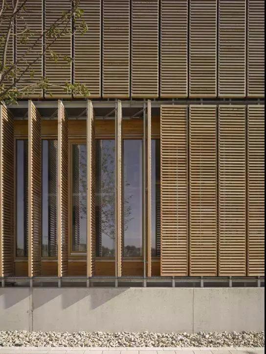 炫酷的建筑造型——花样外墙开窗