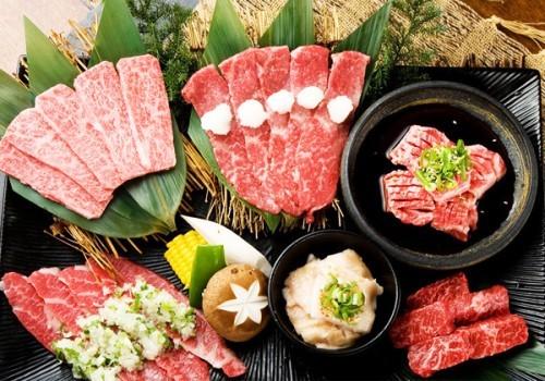 新晋偶像空降元气烧肉,一起感受最新鲜本味的和牛盛宴