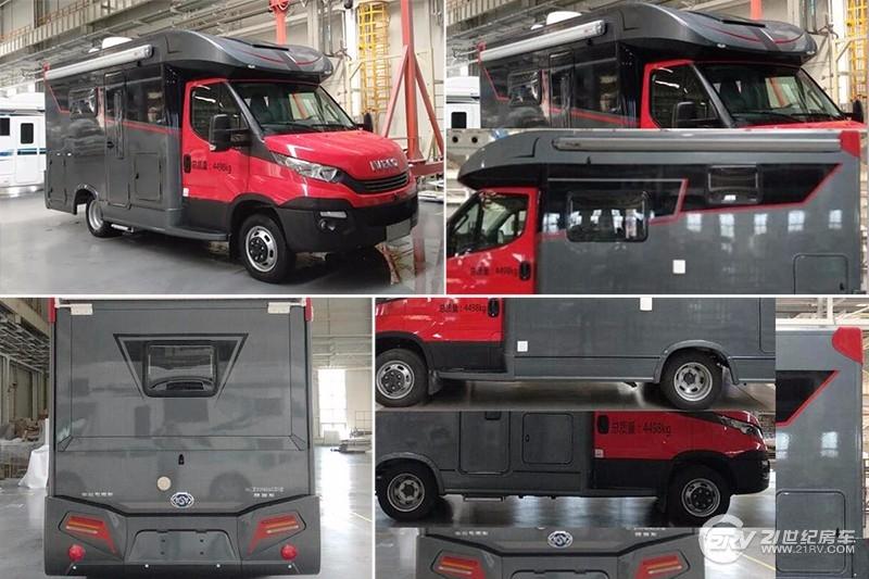 国产纯电动房车首次亮相 工信部24个品牌30款车型公示