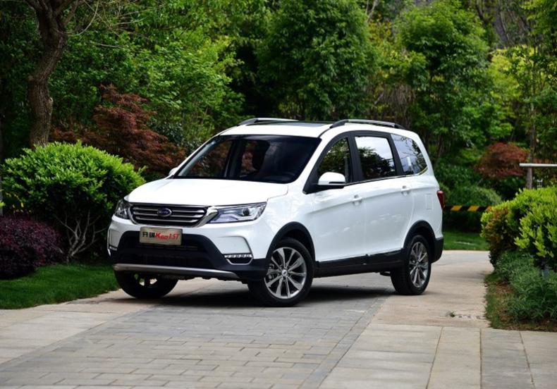 买车预算不足6万,可以看看这款七座SUV,适合工薪家庭
