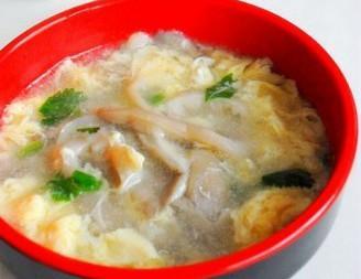 平菇青椒汤土鸡蛋炒土猪肉图片