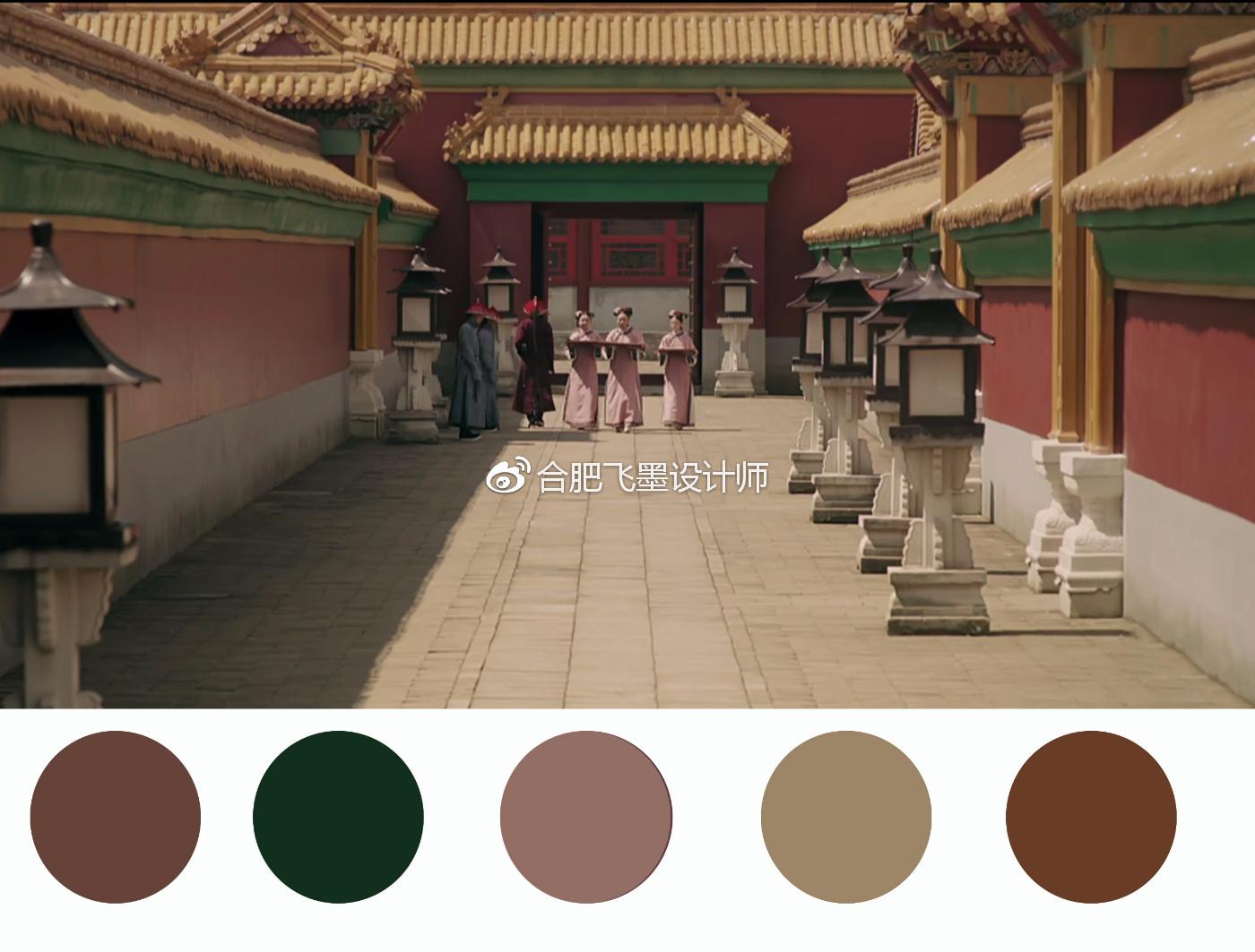 延禧攻略莫兰迪攻略让人沦陷,其实还有惊人的自助游3天去丽江旅游色调图片