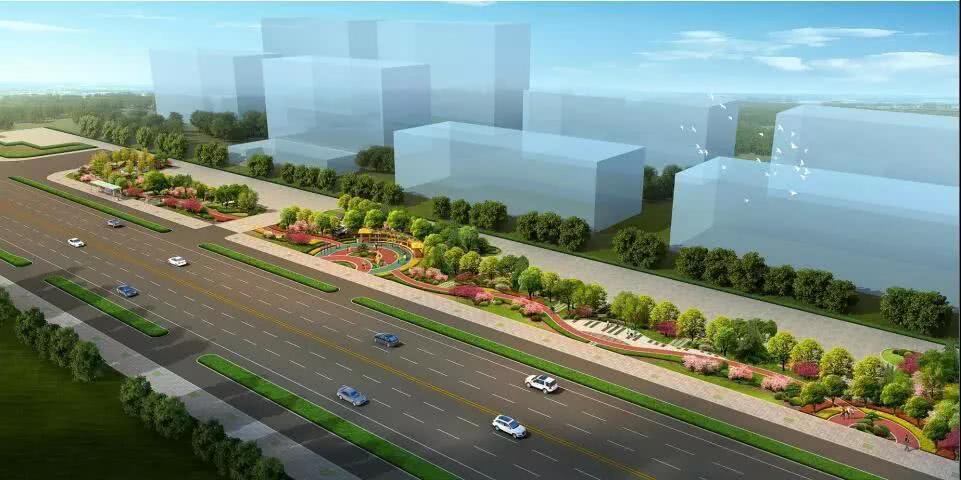 威海高区将新添四处街头游园在你家附近?升学率桐乡初中图片